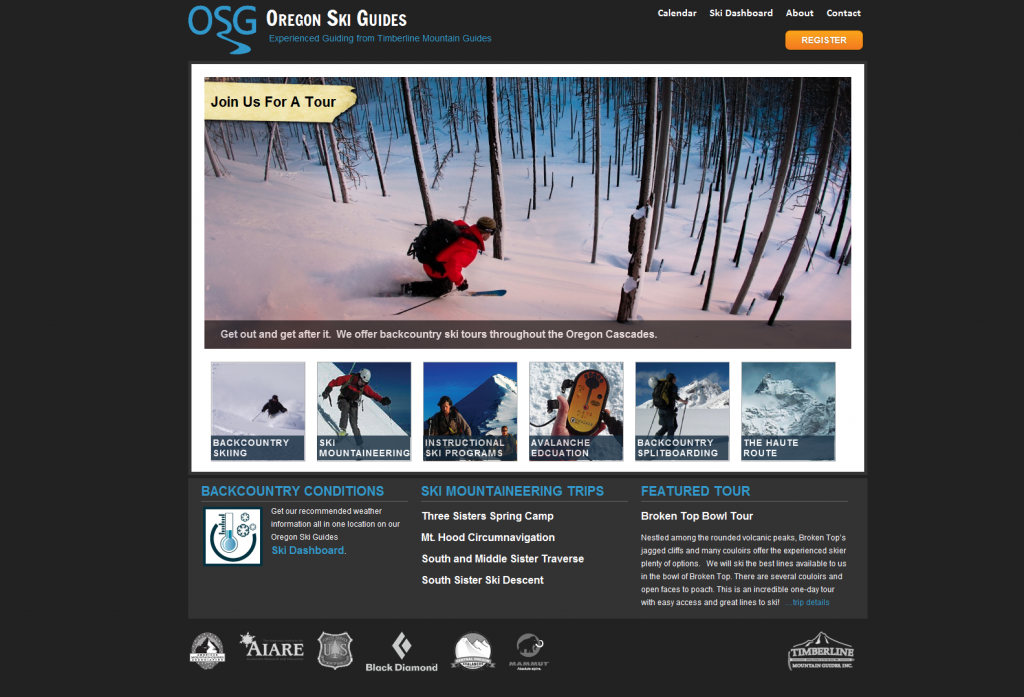 Oregon Ski Guides