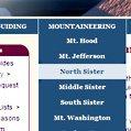 TMG menu snapshot