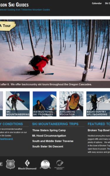 Oregon Ski Guides