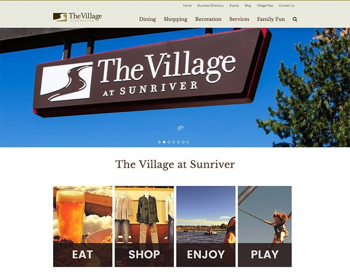 Village at Sunriver