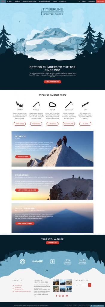 TMG home page